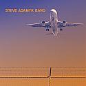 "Steve Adamyk Band- High Above 7"""